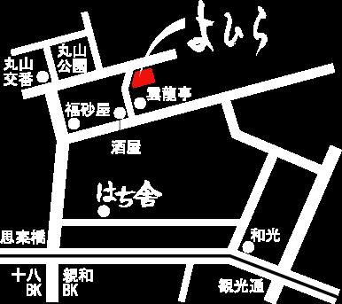 よひらの地図